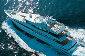M.Y. MIM for sale for charter