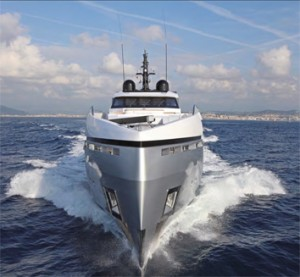 Columbus 40S Hybrid yacht for sale