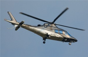 AGUSTA 109 SP for charter