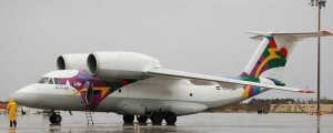 Antonov 74-200 for sale