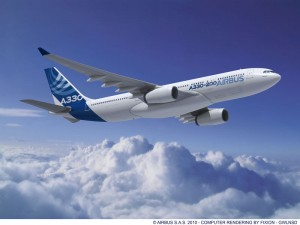 AIRBUS A330 PASSENGER for charter