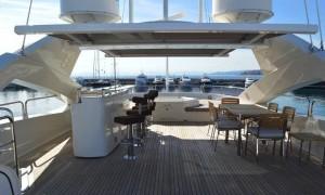 Aqua Libra Sunseeker 37M for charter