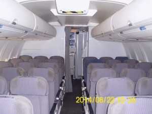 Boeing B737-400 for sale on package