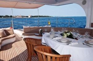 C'est la vie yacht for charter