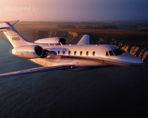 CESSNA CITATION X for charter