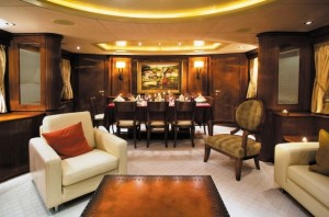 Superyacht Cristalex for charter