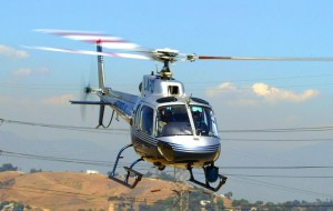 EUROCOPTER AS 350 B2 for charter