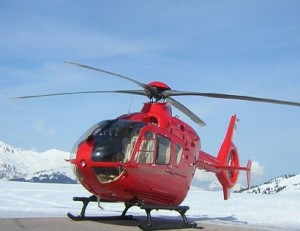 EUROCOPTER EC 135 T2 for charter