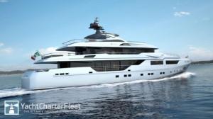 Entourage Admiral Massima Yacht