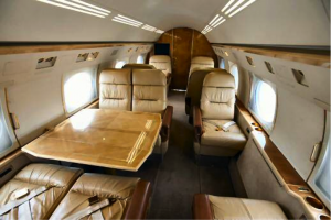 GULFSTREAM III FOR LEASE for sale