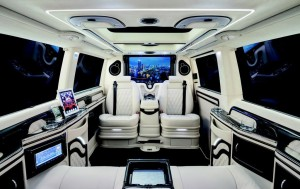 Klassen T-series Business Luxury Van