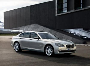 ARMORED B7 BMW SERIE 7 for sale