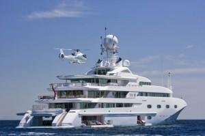 Pegasus V megayacht for charter