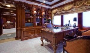 Megayacht Martha Ann 70m Lurssen for charter