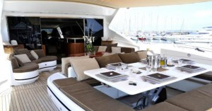 Melody Nelson Mangusta 92 for charter