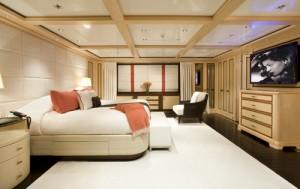 Megayacht Odessa for charter