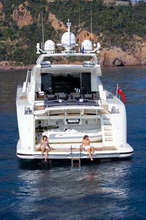 Leopard RG512 for charter