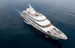 Reborn Megayacht for Charter