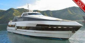 Ferry Vessel 200 PAX for sale