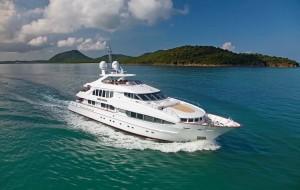Seven Sins Heesen Yachts for charter