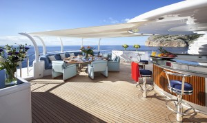 Megayacht Sycara V for sale for charter