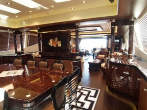 Zeus luxury yacht for charter