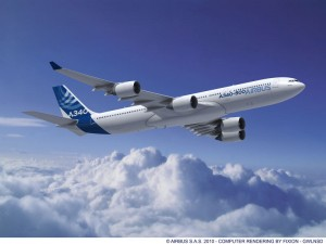 Airbus A 340-500 VIP for sale